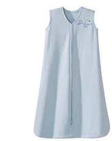Halo Sleepsack 100% Cotton - Blue L
