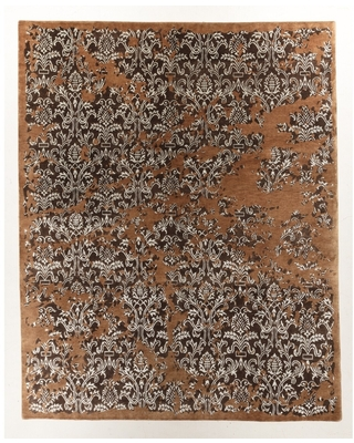 """Hand-knotted Modern Rug - 7'11"""" x 9'10"""""""
