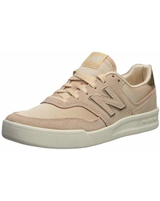 1f55223fa0358 New Balance New Balance Women's 300v2 Court Shoe Sneaker, Sandstone/White,  10.5 B US from Amazon | People