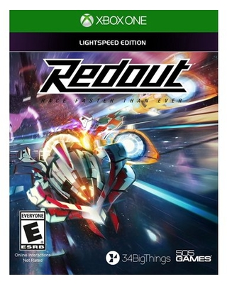 Redout, 505 Games, Xbox One, 812872019239