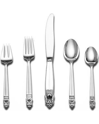 International Silver Sterling Silver Royal Danish Place Spoon I539608