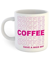 New Deal For Have A Glorious Day X Coffee Mug East Urban Home