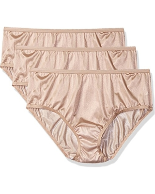 68ef79157f6a Don't Miss This Deal: Shadowline Women's Plus-Size Panties-Nylon ...