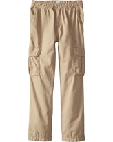 The Children's Place Big Boys' Pull-On Cargo Pant, Flax, 14