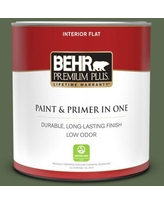 New Deal On Behr Marquee 1 Qt Icc 87 Rosemary Sprig Matte Interior Paint Primer