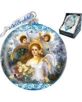 G Debrekht Limited Edition Christmas Angel Ornament 73844