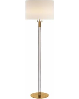 Visual Comfort and Co. Aerin Riga 60 Inch Floor Lamp - ARN 1005HAB/CG-L