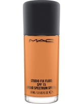 MAC MAC Studio Fix Fluid Foundation Spf 15 - Nc47 Deepest Neutral Golden