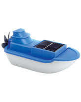 Discovery Mindblown Kids DIY Solar Land and Sea Rover, One Size , Multiple Colors