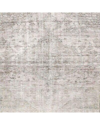 Bloomsbury Market Phoibos Traditional Beige/Gray Area Rug X112887017 Rug Size: Square 3'