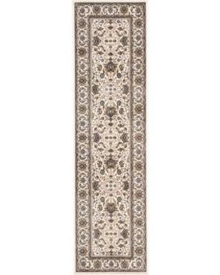 """Darby Home Co Carolus Beige/Brown Area Rug DBYC1405 Rug Size: Rectangle 4"""" x 5'3"""""""