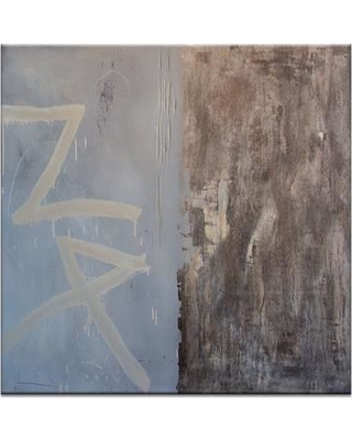 """Artist Lane Acland St by Katherine Boland Painting Print on Wrapped Canvas 07KB - P26 Size: 24"""" H x 24"""" W x 1.5"""" D"""
