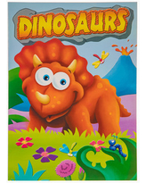 Jumbo Coloring Book For Boys