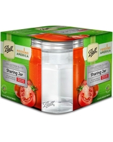 Ball 4ct Collection Elite Canning Jar, Clear