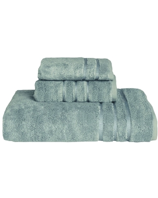 3pc Rayon from Bamboo Towel Set Ocean Blue - Cariloha