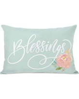 Ivy Bronx Naperon Blessings Lumbar Pillow IVYB2260