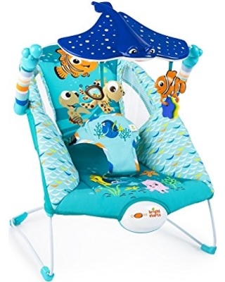 352a693309 Hot Sale: Disney Baby Finding Nemo See & Swim Bouncer