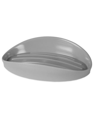 Umbra® Curvino Soap Dish in Charcoal