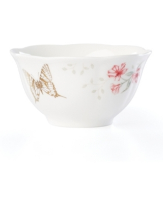 Lenox Butterfly Meadow Gold - 20th Anniversary Tiger Swallow Rice Bowl