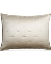 Hotel Collection Fresco Quilted Standard Sham, Created for Macy's Bedding
