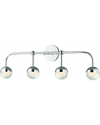 Hudson Valley Lighting Boca 29 Inch 4 Light LED Bath Vanity Light - 1244-PC