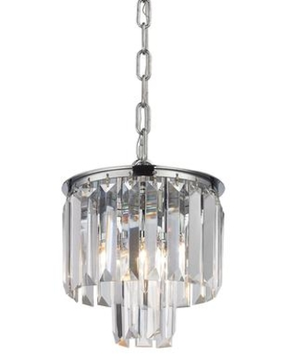 15214/1 Palacial 1 Light Pendant in Polished