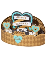 American Greetings Father's Day Pop-Up Card for Husband (Hearts)