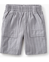 Tea Collection Striped Playwear Baby Shorts