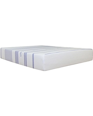 Hot Sale Classic Brands Vibe 12 Inch Gel Memory Foam Mattress Bed
