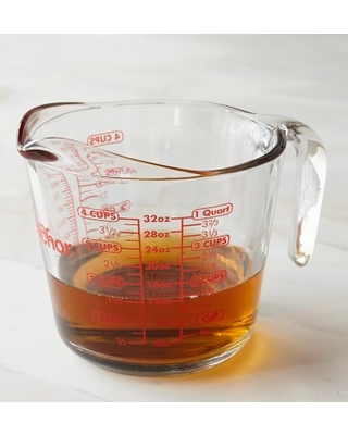 Anchor Hocking Glass Measuring 4-Cup