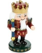 The Whitehurst Company LLC Zim's Heirloom Collectible Nutcracker Tall Soldier Figurine 30006A