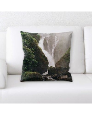Rug Tycoon Waterfall Throw Pillow PW-Waterfall-53