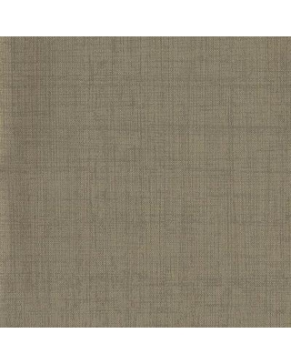 "Ivy Bronx Wilber Linen Weave 27' L x 27"" W Wallpaper Roll X111732810 Color: Brown"