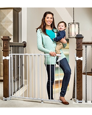 Here S A Great Price On Regalo 2 In 1 Stairway And Hallway Baby Gate