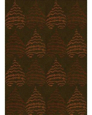 East Urban Home Wool Brown Area Rug X113622860 Rug Size: Rectangle 2' x 3'