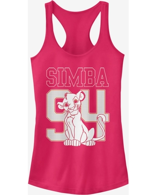 Disney The Lion King Simba 94 Girls Tank
