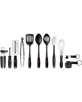 Oxo 17pc Culinary and Utensil Set, Black