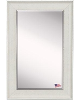 "Laurel Foundry Modern Farmhouse Accent Mirror LRFY4945 Size: 34"" H x 22"" W"
