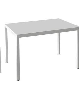 """YumanMod Chic Extendable Dining Table SDP01.02.01 Size: 29.9"""" H x 33.5"""" W x 51""""-71"""" D"""
