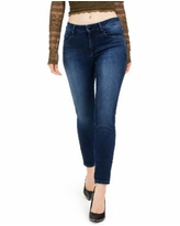 Guess Mid-Rise Curvy Jeans - Cumberland