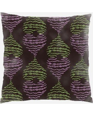 East Urban Home Pattern Throw Pillow W001348382 Location: Indoor