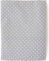 The Little Acorn Fox Dot 200 Thread Count 100% Cotton Fitted Sheet F14B05