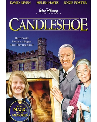 Candleshoe DVD Official shopDisney