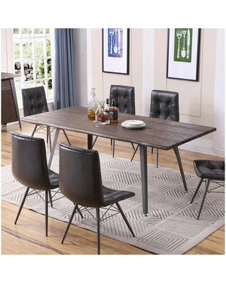 Spectacular deal on 17 stories cyron dining table stss6925 17 stories cyron dining table stss6925 watchthetrailerfo