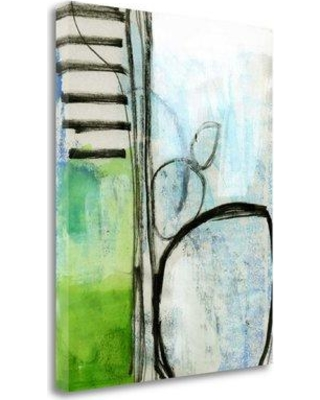"""Tangletown Fine Art 'Intersections 35' Print on Wrapped Canvas SBLW2817-1924c Size: 29"""" H x 23"""" W"""