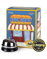 Sub Shop Board Game | Build Sandwiches to Earn Tips