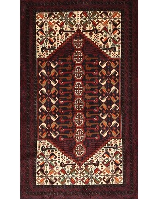 New Savings On Chuperosa Traditional Brown Beige Area Rug Bloomsbury Market Rug Size Rectangle 3 X 5