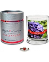 Daniella's Candles Love Spell Jewelry Scented Jar Candle CC100113-