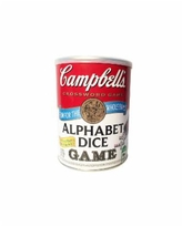 We Games Campbell's Alphabet Dice Game