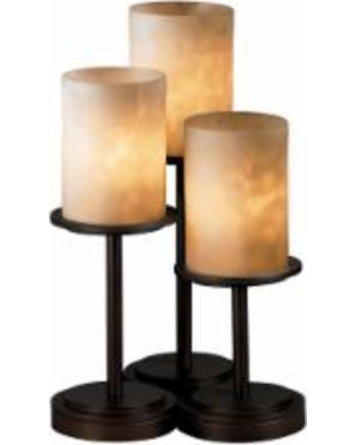 Justice Design Group Clouds Table Lamp - CLD-8797-10-DBRZ